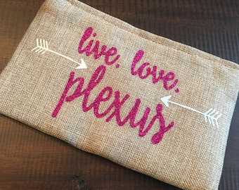 Plexus Wristlet, fashion, stylish, Linen