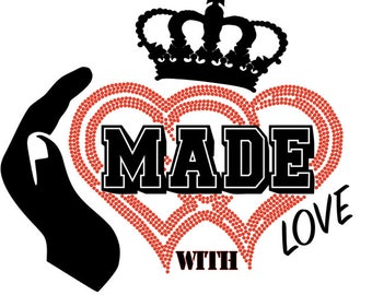 Custom - Made With Love Order