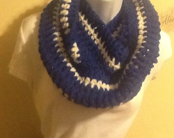 Infinity scarf, neck warmer, cowls