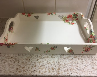 Cath Kidston decorated tray