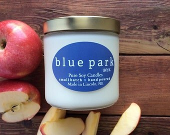 APPLE ORCHARD - 16 oz. Pure Soy Candle