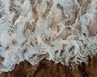 beach edge