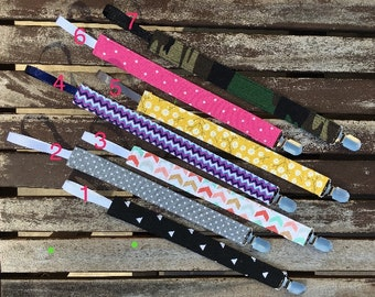 Soothie_ Pacifier  Clips