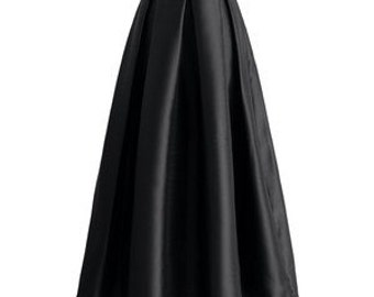 Elegant Long Skirt Wheel Vintage Gift