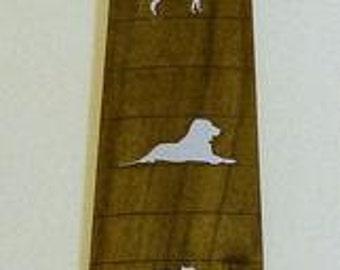Custom Fretboard - Dogs