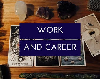 work and career