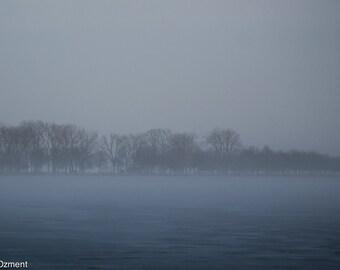 Cool Blue Horizon