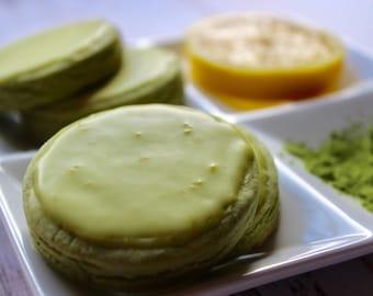 Green Tea & Lemon Cookie