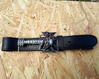 Belt GUITAR MONSTER