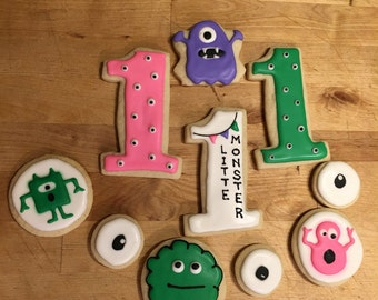 Little Monster Cookies