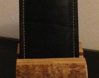 iPhone 5/5s Leather slip case