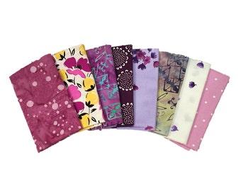 Bundle: Purple Medley - Pick your size!!