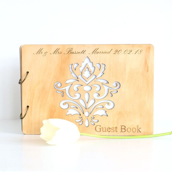 Wedding Gifts For Guests New Zealand : ... Guest Book Vintage Guest Book Rustic Guest Book New Zealand