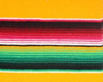 Small Mexican Sarape