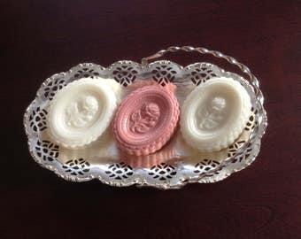 Savon rose Victorienne - Soap Victorian rose