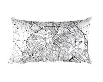 Lexington Pillow, Lexington Decor, Lexington Throw Pillow, Lexington Gift, Lexington Map, Lexington Art, Lexington KY, Throw Pillow, Cushion