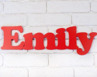 Name Wall Decor name wall decor | etsy