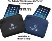 """JW.ORG, """"Keep On The Watch"""" Tablet & Laptop Sleeve/Case, Jehovah's Withess"""