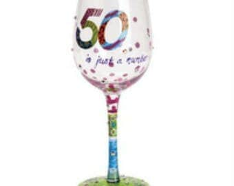 Lolita Wine Glass 50 is Just a Number