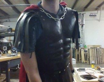 Greek/Roman armor breastplate