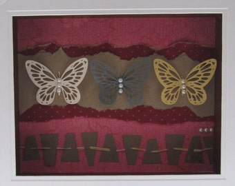 BUTTERFLY 3D frame design