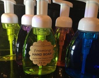 Foaming Hand Soap (8 fl.oz.)