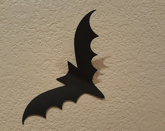 Halloween Bat Cut Outs
