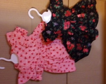 """Dresses for American Girl or 18"""" doll"""