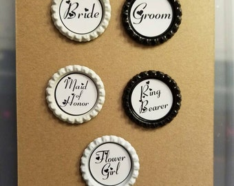 Bottlecap magnets, variety to choose from