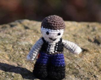 Hans Solo, Star Wars, Amigurumi, Crochet