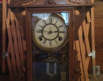 Waterbury Clocks Etsy