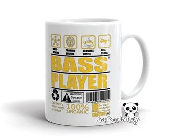 Bass Player Coffee Mug - Bassist
