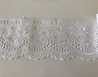 English embroidery lace