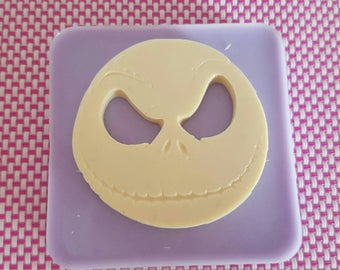 Flexible silicone rubber mold Jack Skellington
