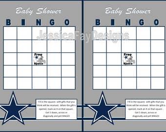 Dallas Cowboys Baby Etsy