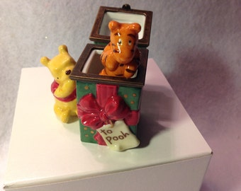 Tigger in The Box Winnie the Pooh, it's not Jack, but Pooh PHB Midwest of Cannon Falls