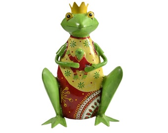 Decorative Frog with Baby