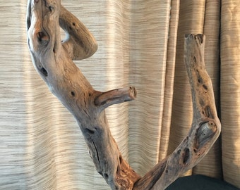 Manzanita Branch | Mountain Driftwood | Home Decor | Rustic Weddings | Bird Reptile habitat | Bird Perch