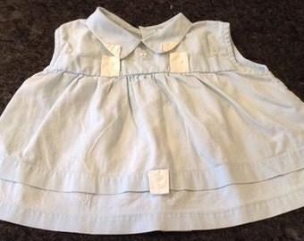 infant or childs dress vintage