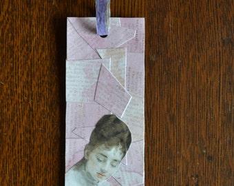 Collage Art Bookmark