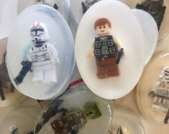 Star Wars 'Rescue' Soap