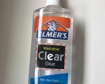 9oz Elmer's Clear Glue