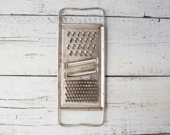 Vintage Hand Grater-Food Photography Prop