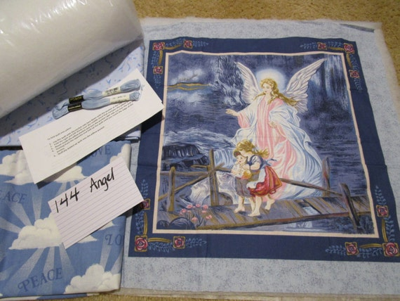 Angel - Pillow Quilt Kit