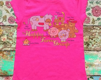 FARM-girl t-shirt