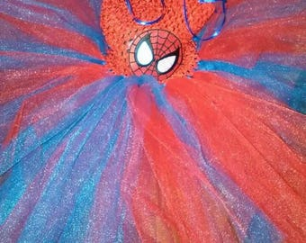 Spiderman dress