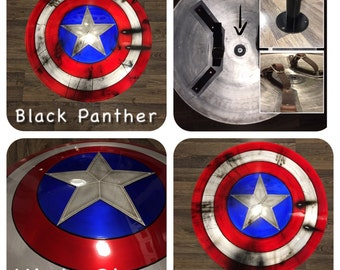 Captain America Shield 1:1
