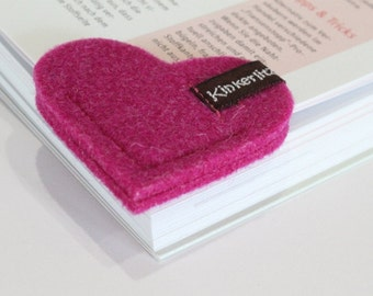 bookmark heart
