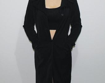 1960s Black Coat