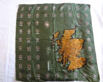 scotland clan scarf